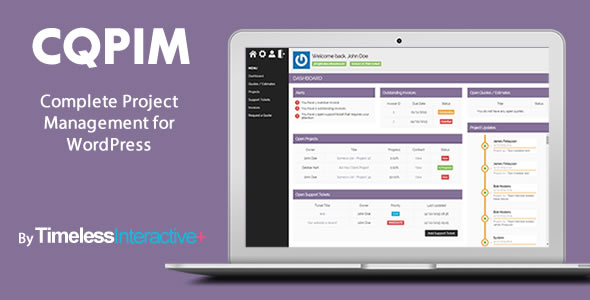 cqpim head - CQPIM WordPress Project Management Plugin