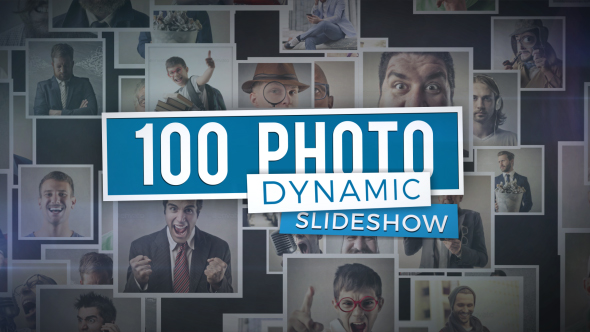 100 Photo – Dynamic Slideshow (Special Events) #Envato # ...