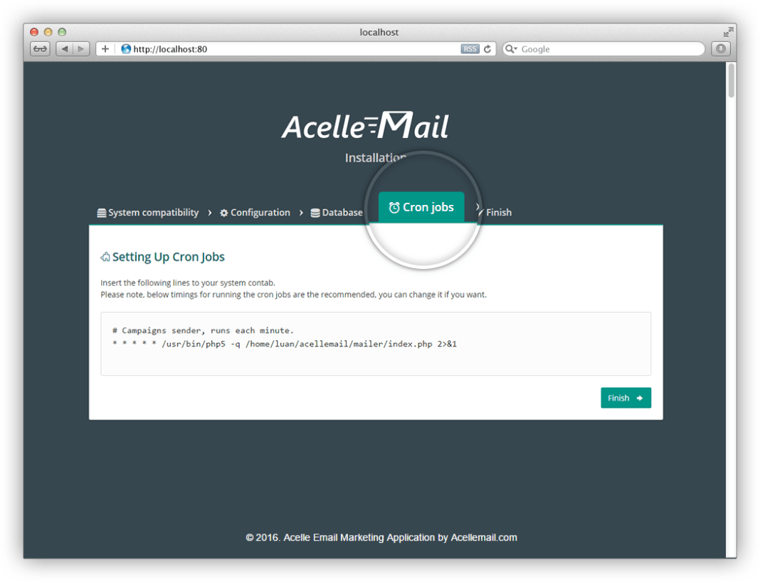, Acelle Email Marketing Web Application, Laravel & VueJs