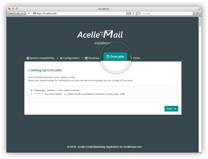 Acelle Email Marketing Web Application - 26