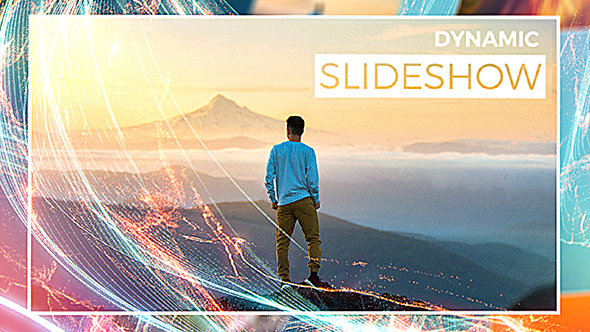 Dynamic Slideshow (3D, Object) After Effects Templates ...