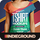 Download Women T-Shirt Mockups from GraphicRiver