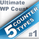 Download Ultimate WordPress Counter Plugin from CodeCanyon