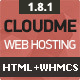 Download Cloud Me - Web Hosting, Responsive HTML Template from ThemeForest