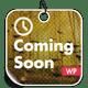 Download Coming Soon CountDown Responsive Wordpress Plugin from CodeCanyon