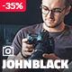 Download Photography Fullscreen WordPress Theme - JohnBlack Photography from ThemeForest