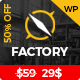 Download Factory Plus - Industry, Factory, Engineering and All Industrial Business WordPress Theme from ThemeForest