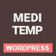 Download Meditemp - Plastic Surgery Responsive Wordpress Theme from ThemeForest