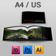 Download A4 Photography Portfolio from GraphicRiver