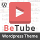 Download Betube Video WordPress Theme from ThemeForest