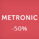 Download Metronic - Responsive Admin Dashboard Template from ThemeForest