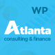 Download Atlanta - Consulting & Finance WordPress Theme from ThemeForest
