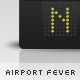 Download Airport Fever - Modern Alphabets & Numbers from GraphicRiver