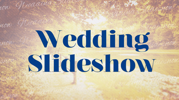 Wedding Slideshow by Chechogm20 | VideoHive