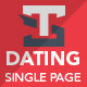 Download Dating Paradise from ThemeForest