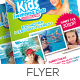 Download Kids Activities Flyer Template from GraphicRiver