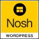 Download Nosh - Restaurant and Bar WordPress Theme from ThemeForest