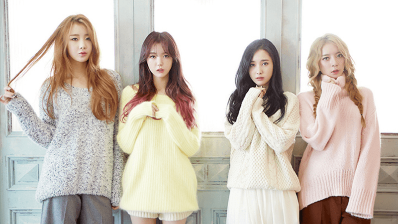 Dal Shabet To Return With Mini Album In September