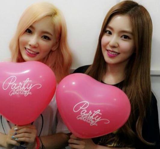 Taeyeon Irene