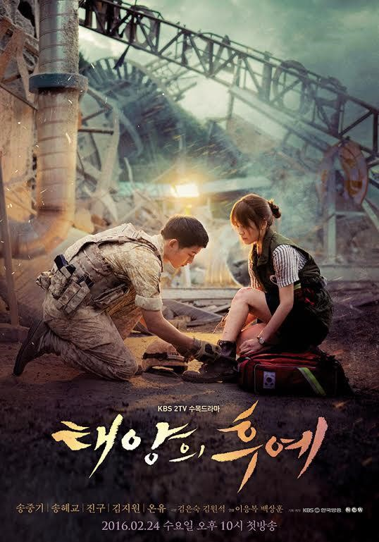 """Descendants of the Sun"" Already Seeing Great Popularity in China"