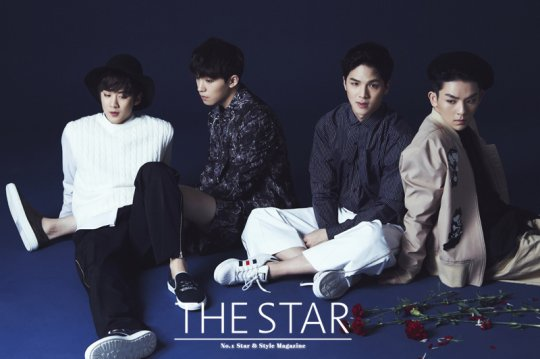teen top the star1
