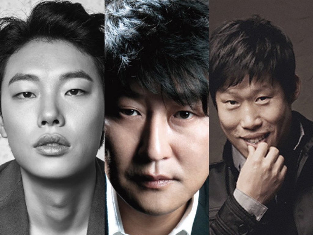 Ryu Jun Yeol Joins Forces With Song Kang Ho and Yoo Hae Jin for Upcoming Film
