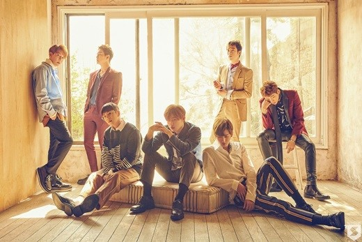 "Block B Sweeps Online Music Charts With Title Track ""Toy"""