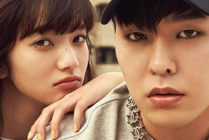 G-Dragon Reportedly Spotted On A Date With Nana Komatsu