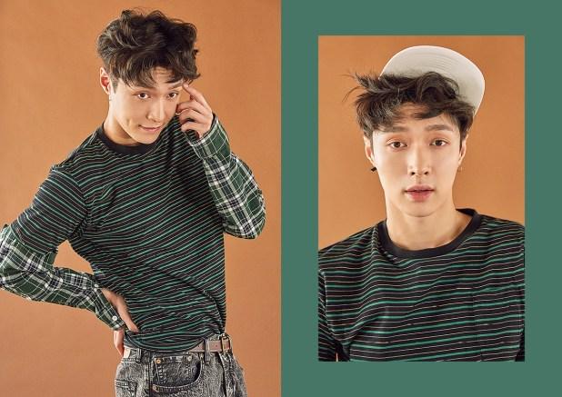 EXO Lay Lucky One