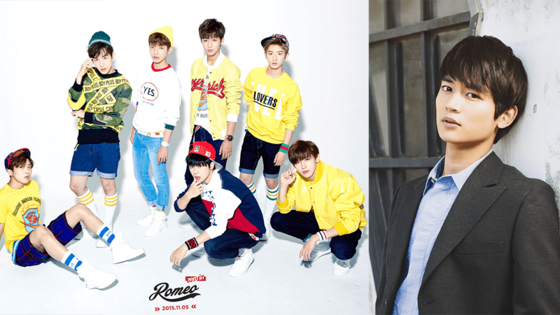 SHINee's Minho To Appear In Romeo's New MV, Sets New Record For SM Artists