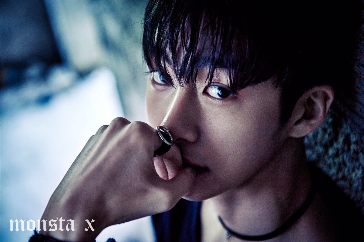 monsta x hyungwon 2