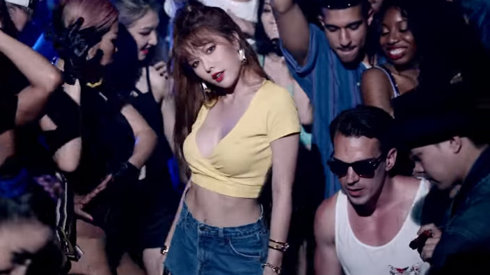 "HyunA Is Killing The Chinese Music Charts With ""How's This"""
