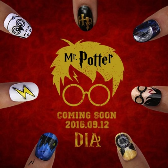 DIA Reveals Harry Potter-Themed Comeback Teaser