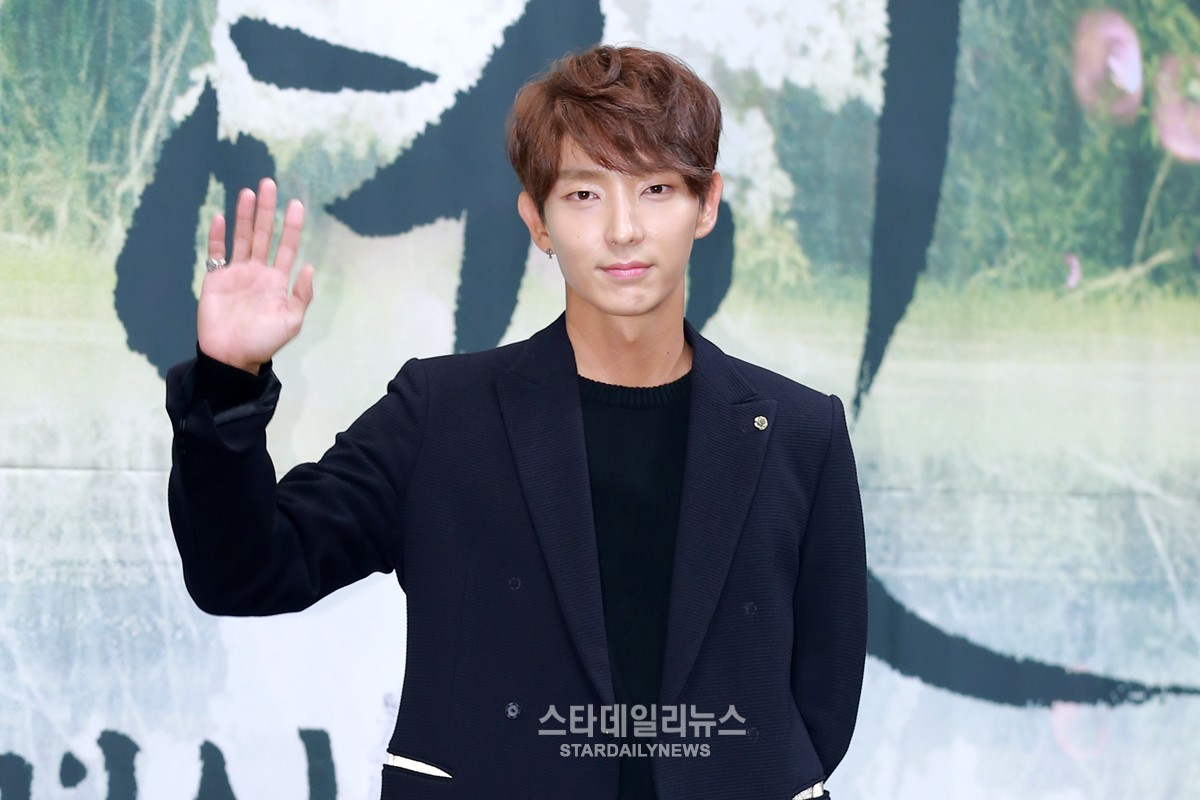 "Lee Joon Gi Reveals Thoughts On Acting With Younger Peers In ""Scarlet Heart: Goryeo"""