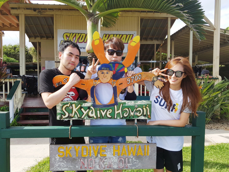 SM Workshop skydive