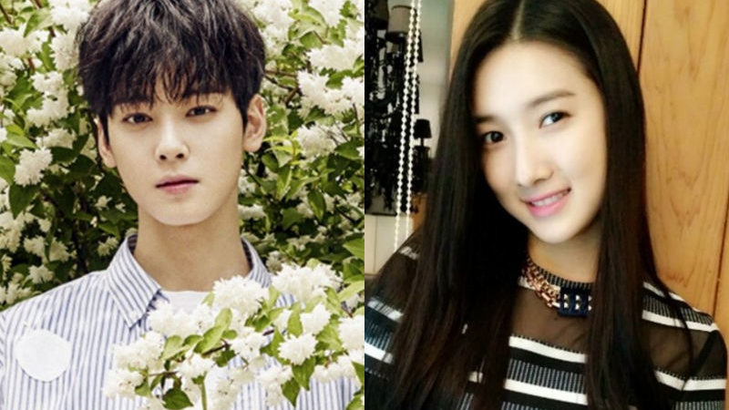 ASTRO's Cha Eun Woo To Star In New Romance Drama With Joo Da Young