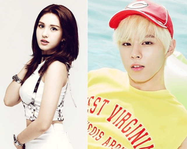 "I.O.I's Jeon Somi And UP10TION's Wooshin To Be New MCs For ""The Show"""
