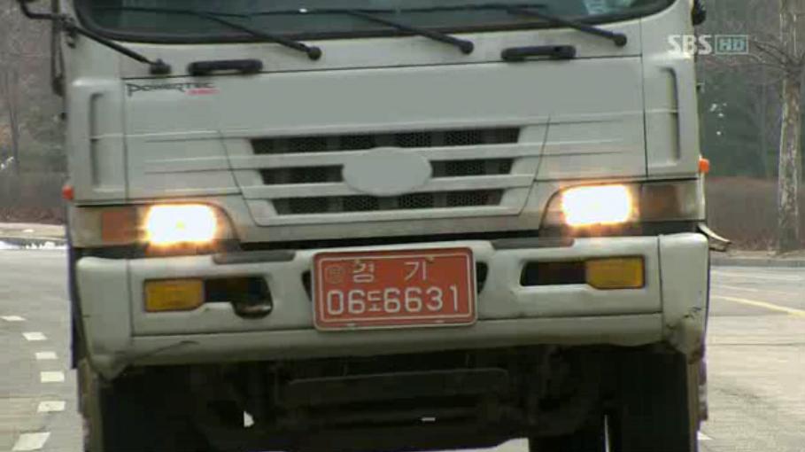 truck-of-doom-white-kdrama-49-days-episode-1