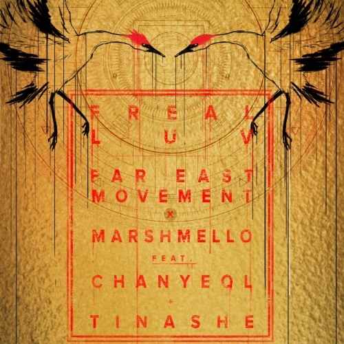 far east movement chanyeol tinashe freal luv