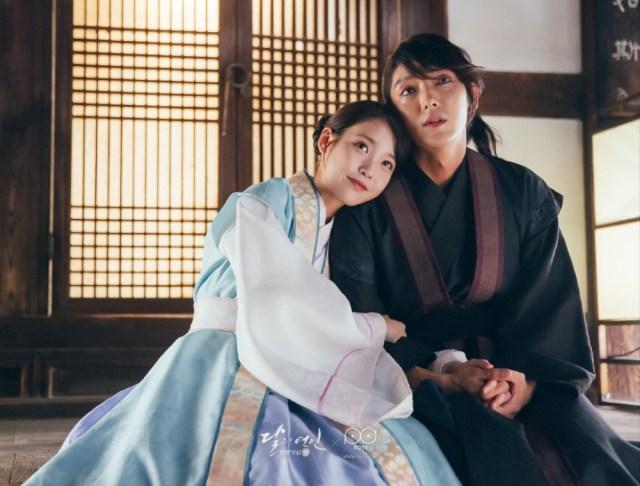 Image result for iu lee joon ki moon lovers