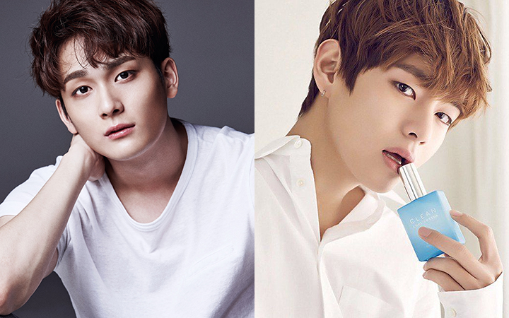 Jo Yoon Woo V Kim Taehyung