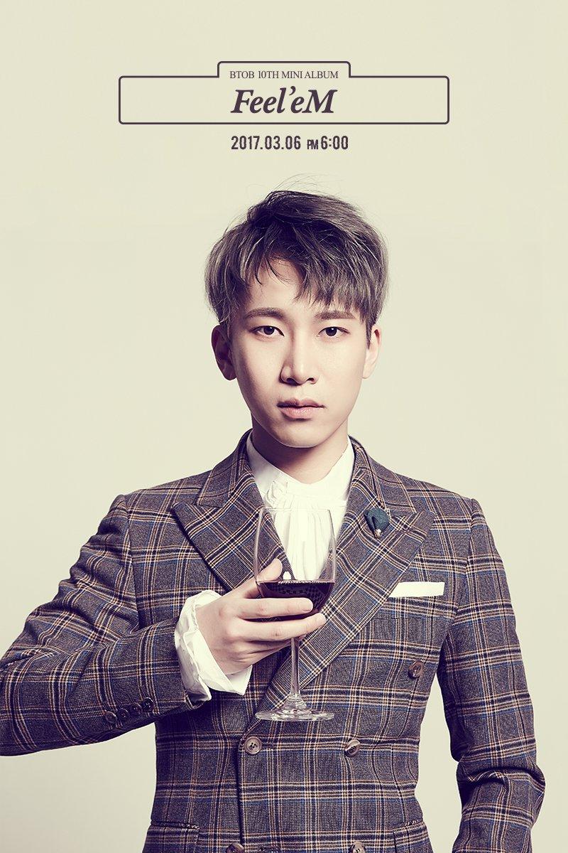 BTOB Seo Eunkwang