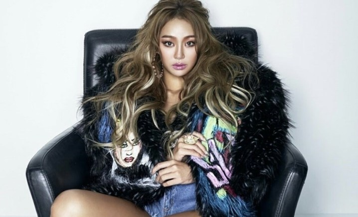 Image result for hyorin 2017