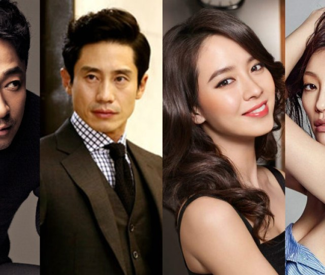 Lee Sung Min Shin Ha Kyun Song Ji Hyo And Lee El Confirmed