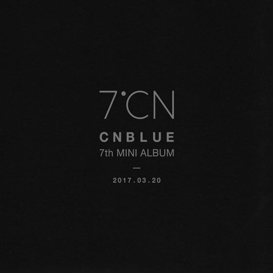 cnblue 7th mini album