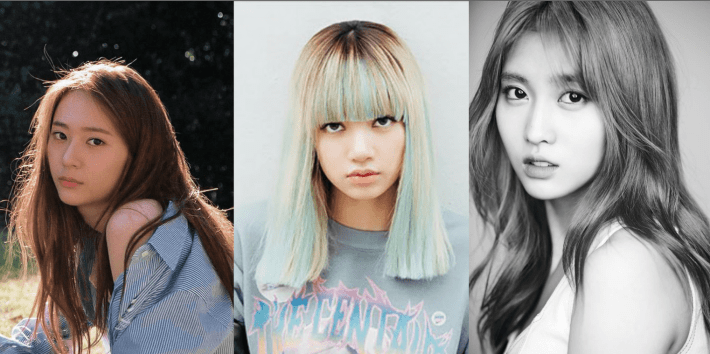 she's all that: top 10 k-pop idol girl crushes | soompi