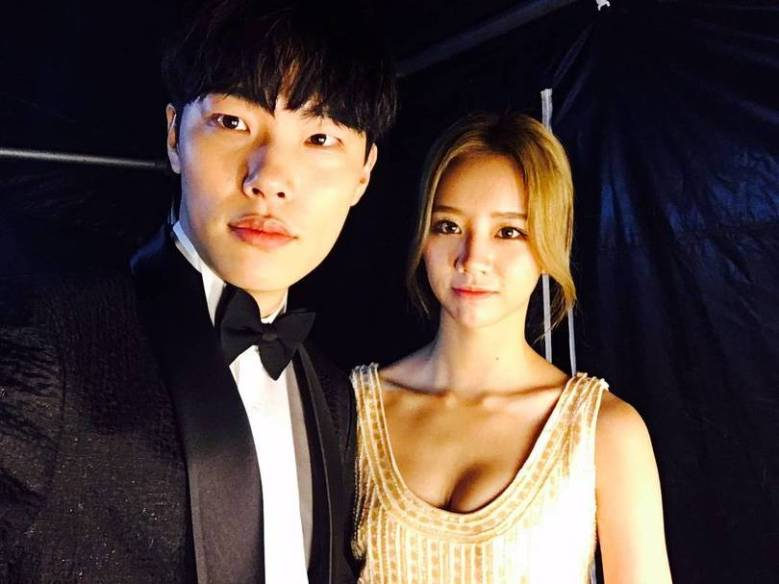 Image result for ryu junyeo and hyeri