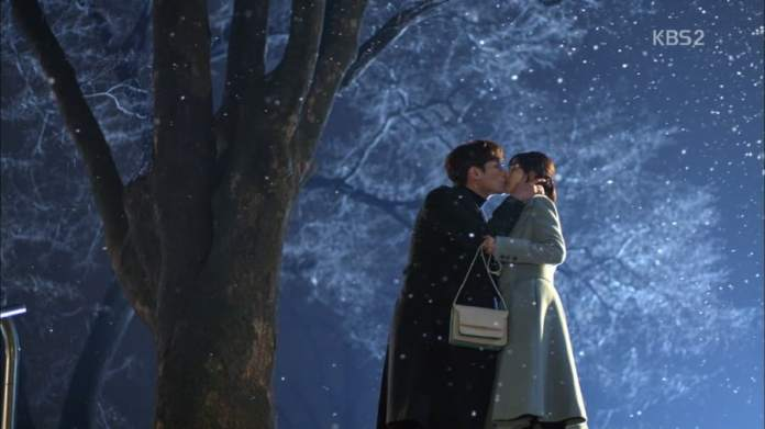 Image result for ่jugglers kbs2 kiss scene