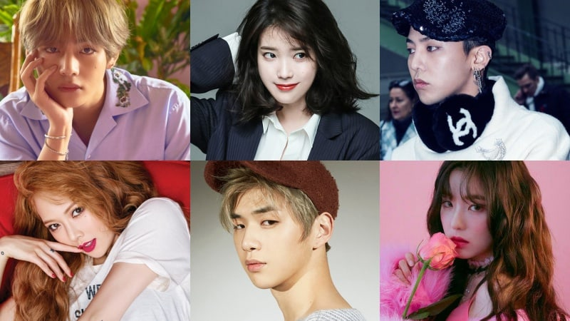 100 Idols Vote For The Best Of The Best Among K Pop Idols