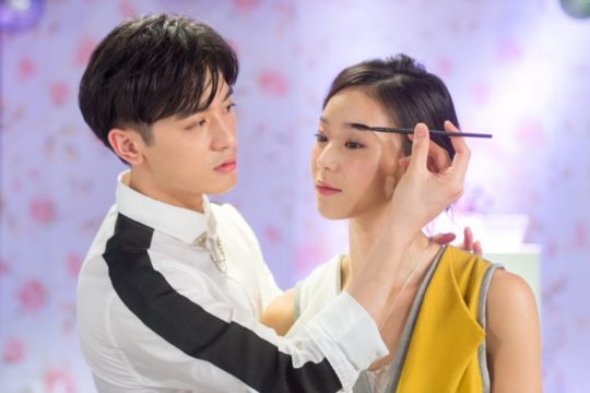 """- iron ladies ben wu aviis zhong makeup 540x360 - 5 Most Romantic, Swoon-Worthy Moments From The Taiwanese Drama """"Iron Ladies""""  - iron ladies ben wu aviis zhong makeup 540x360 - 5 Most Romantic, Swoon-Worthy Moments From The Taiwanese Drama """"Iron Ladies"""""""